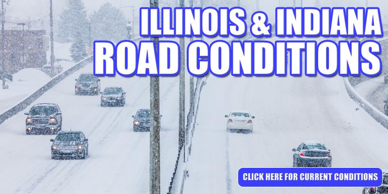 Illinois Dept. of Transportation road conditions