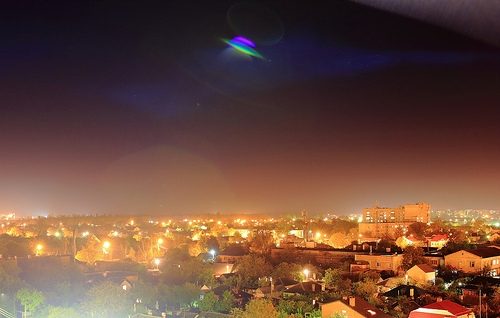 UFO Sightings Are at an All-Time High . . . Especially in the United States