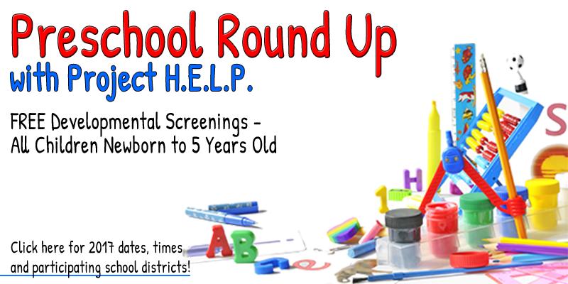 Preschool Round Up 2017