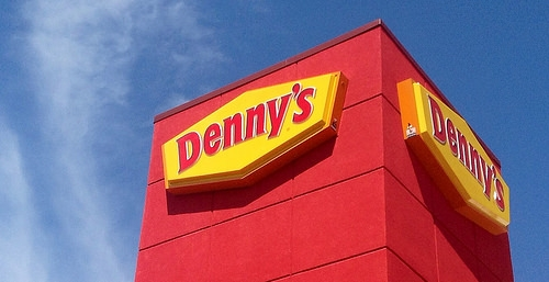 Denny's Tweets a Photo of Pancakes With a Secret Message Hidden in the Butter