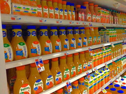 There's a Major Debate on Twitter Over Orange Juice With Pulp or No Pulp
