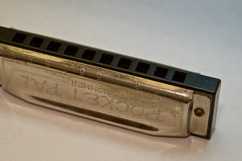 A Woman Shoots At Her Neighbors Because of Their Music, Then Plays Her Harmonica To Show What Good Music Sounds Like