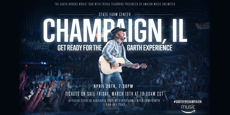 Garth Ticket Sales Have Been Shut Down