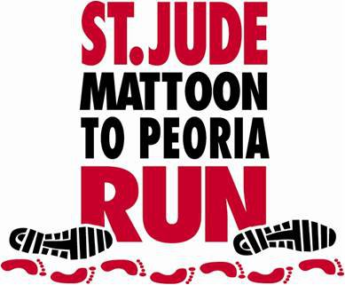 Mattoon to Peoria St. Jude Run Meeting Monday