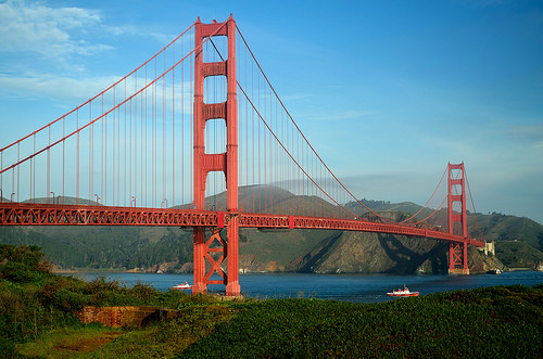 The Golden Gate Bridge Is Installing a Giant Net to Stop Suicides