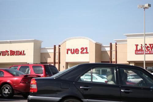 Rue 21 to Close Hundreds of Stores