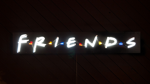 """Friends"" is Being Turned Into an Off-Broadway Musical"