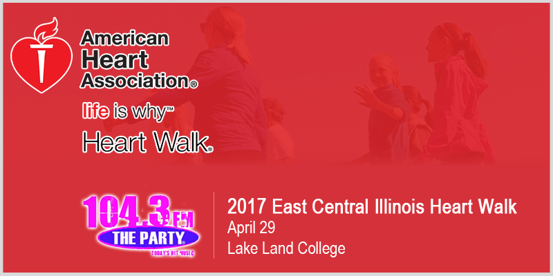 2017 East Central Illinois Heart Walk