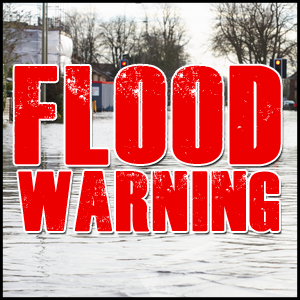 Flood Warning for Parts of Indiana