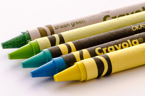 You Can Now Vote on the Name of Crayola's New Color