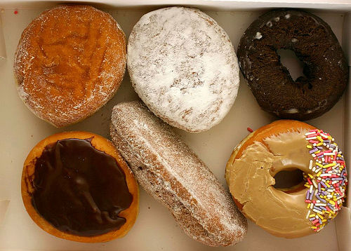 The 10 Best Types of Donuts
