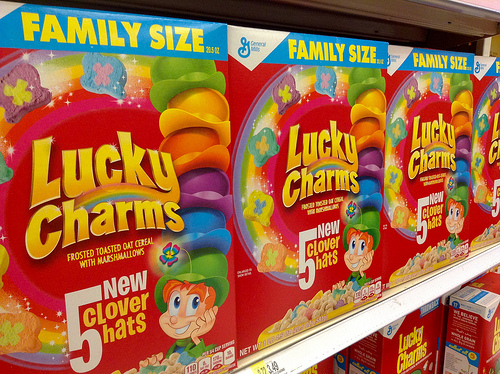 "Want a Box of ""Marshmallow Only"" Lucky Charms?  Now's Your Chance"