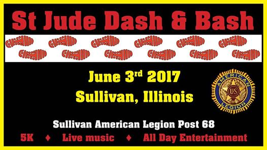 3rd Annual St. Jude Dash & Bash