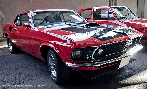 The Most Popular Classic Car Is the Ford Mustang