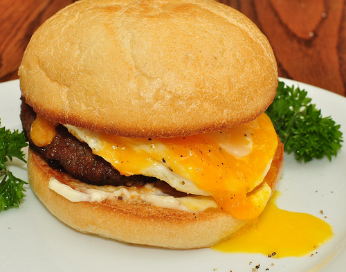 The Healthiest Breakfasts at Seven Fast Food Joints