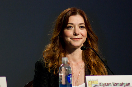 "Alyson Hannigan Hated the Ending of ""How I Met Your Mother"""