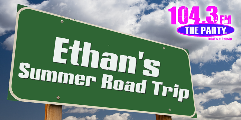 Ethan's Summer Road Trip Heads to the Strawberry Festival in Newton