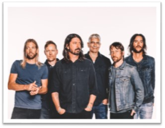 Foo Fighters Coming to Champaign