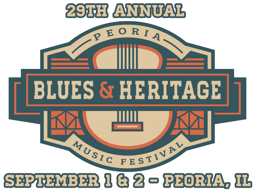 Peoria Blues and Heritage Festival