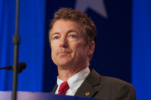 Rand Paul Says Current Healthcare Bill Keeps Obamacare Taxes