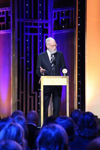 David Letterman Will Host a New Talk Show for Netflix