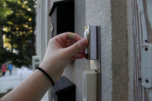 54% of People Don't Like Answering Their Doorbell Anymore
