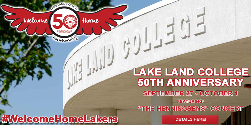 Lake Land College 50th Anniversary