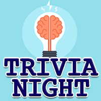 Trivia Night is August 26th