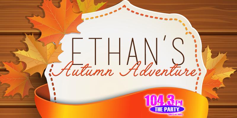 Ethan's Autumn Adventure