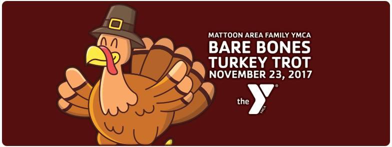 Thanksgiving Day Turkey Trot 5-Mile Run in Mattoon