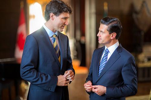 Canadian Prime Minister Issues Edmonton Terror Statement