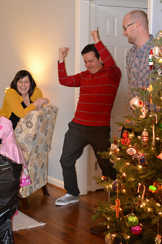 """""""Dad Dancing"""" Starts at Age 37, but It's Only the Fourth Most-Embarrassing Thing Dads Do"""