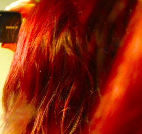 Four Benefits of Being a Redhead