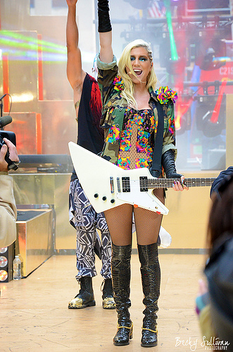 Win Kesha and Macklemore Tickets This Week on the Party