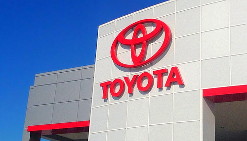Toyota Plans To Offer Electric, Hybrid Versions Of All Cars Soon