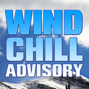 Wind Chill Advisory for Indiana Listening Area