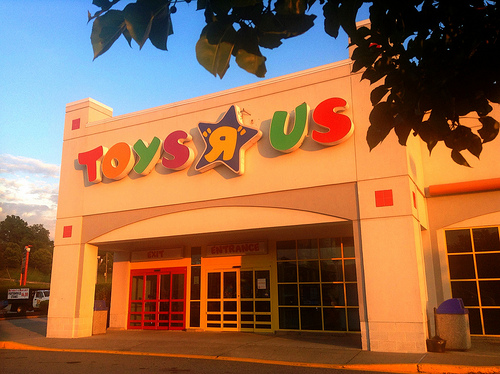 Illinois To Lose seven Toys R Us Stores