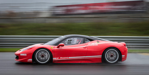 Driving a Sports Car Is Good For Your Health?