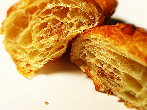 A Bakery Just Invented the Tacro . . . Half Taco Shell, Half Croissant