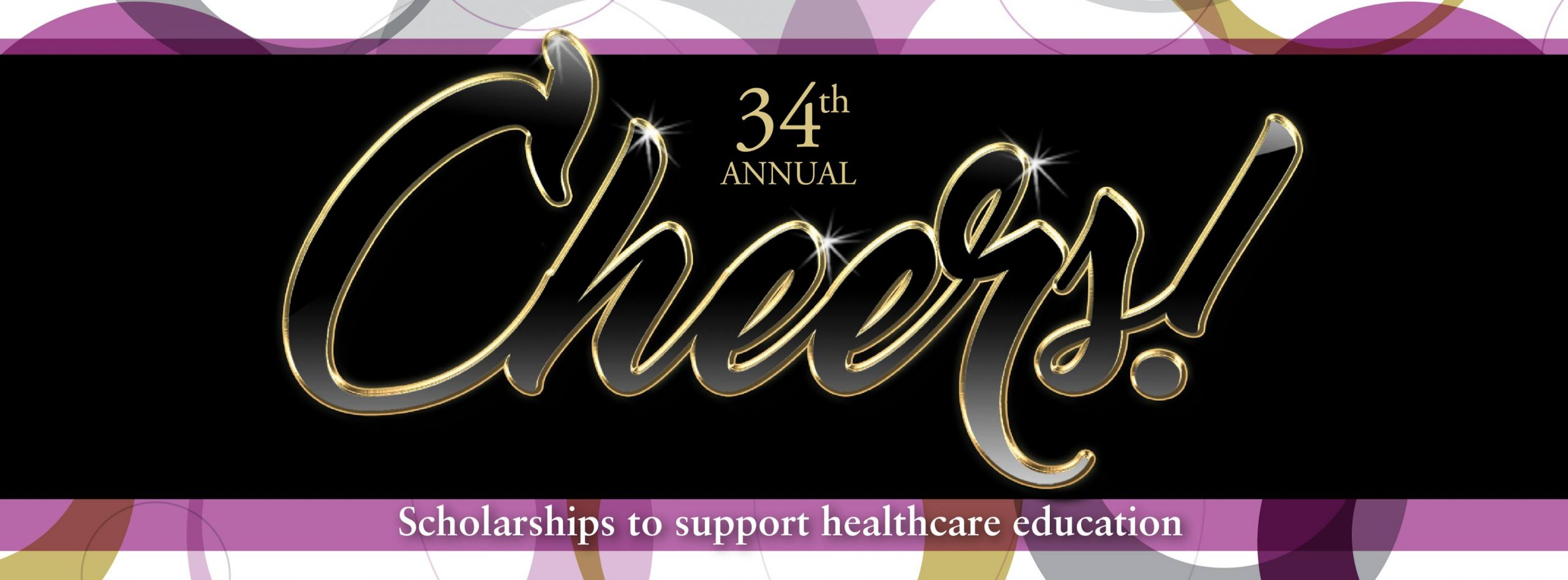 34th Annual Cheers!