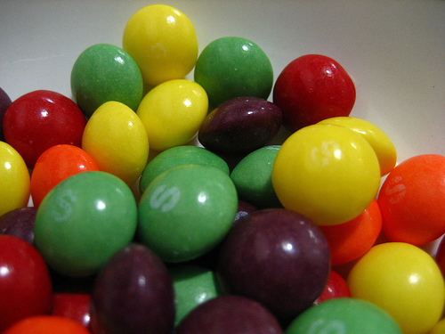Believe It or Not, All Skittles Could Be the Same Flavor
