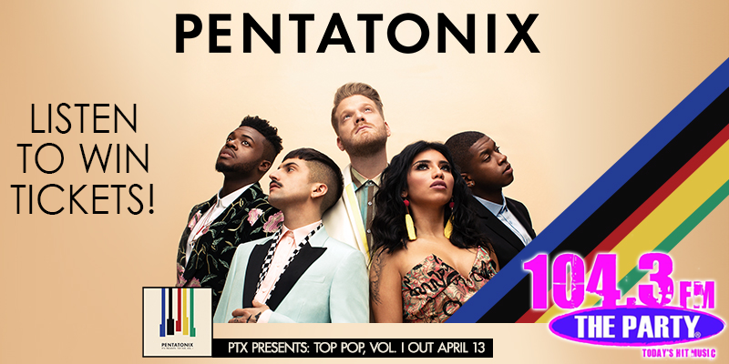 Pentatonix - Listen to Win Tickets!