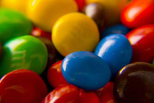 Voting Underway For M&M Limited-Edition Flavor