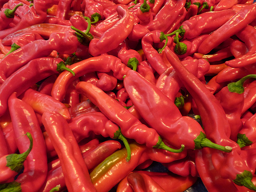 Four Serious Side Effects from Eating Really Hot Peppers
