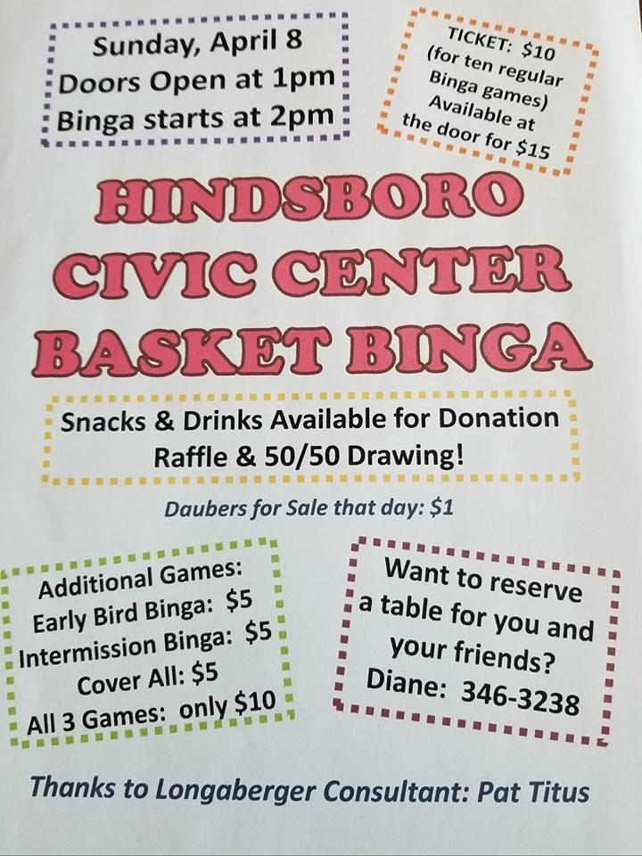 Longaberger Basket Binga