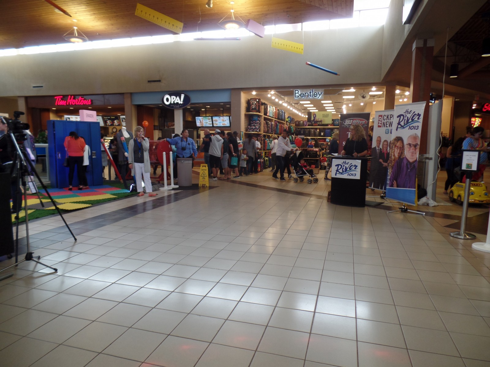 FunChaser @ Unlock Your Potential with Pine Center Mall