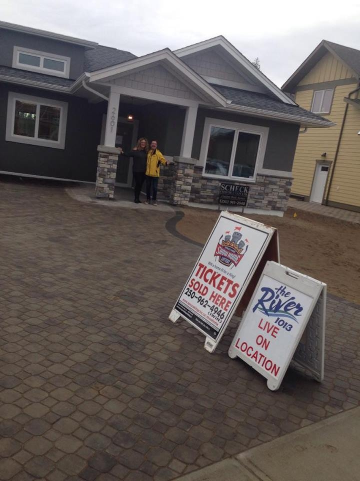 FunChaser @ Spruce Kings Show Home
