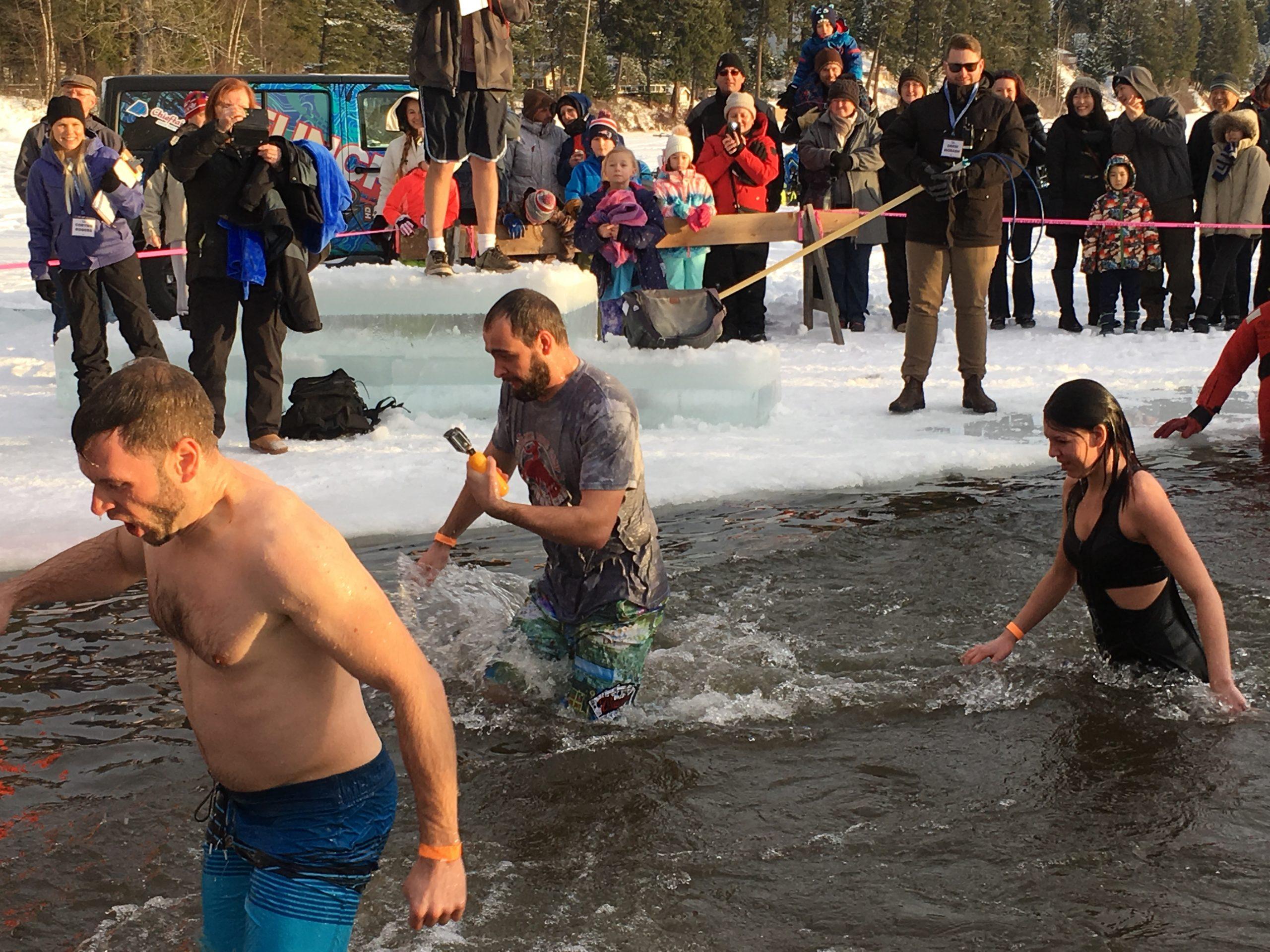 17th Annual Polar Bear Dip