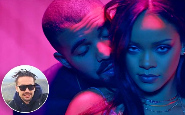 #WORKvideo director details @Rihanna and @Drake's onscreen chemistry:
