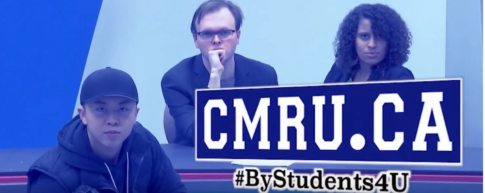 MRU-TV's CMRU.ca News - Now Streaming!